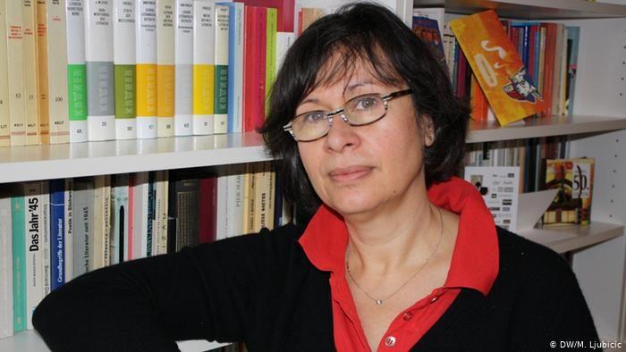 Alida Bremer (DW/M. Ljubicic)